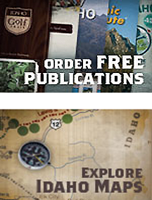 Idaho Maps & Publications