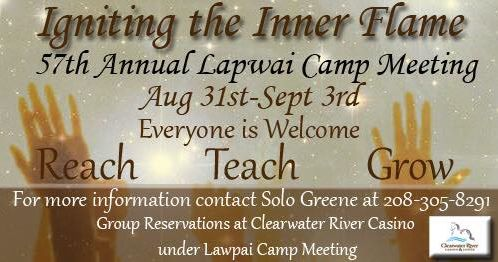 Lapwai Camp Meeting